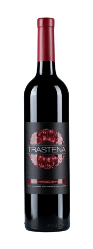 Трастена вино от 100% био малини 1