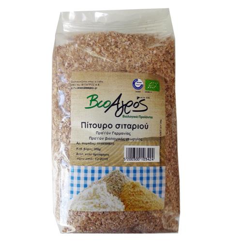 Био пшенични трици 1