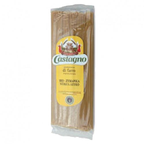 Био спагети от 100% двузърнеста лимец пшеница 1