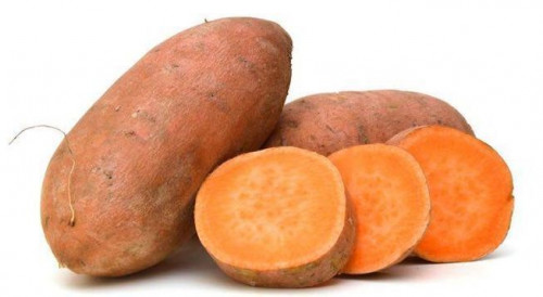 Био Сладки картофи 1