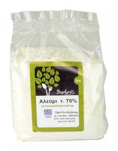 Био бяло брашно 70% мека пшеница, 3 кг. 1