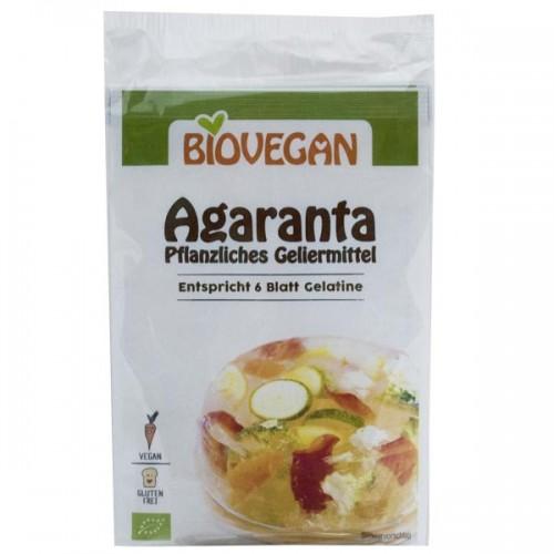 Био агар-агар (растителен желатин) 3х6гр. 1