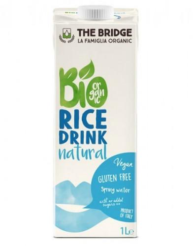 Био оризова напитка, Веган, Без глутен 1