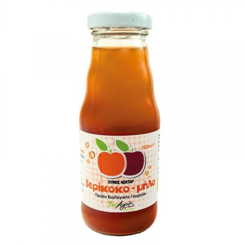 Био сок от Кайсия и Ябълка 1