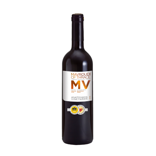 Био Вино MV, Сухо червено, Мавруд, Мерло, Каберне совиньон 1