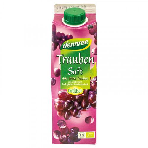 Био сок от Червено грозде, без лактоза 1