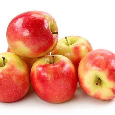 Био Ябълки, златна - розова 1
