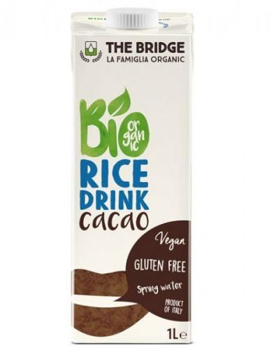 Био оризова напитка с какао, Веган, Без глутен 1
