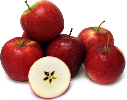 Био Ябълки Гала, жълто-червени 1