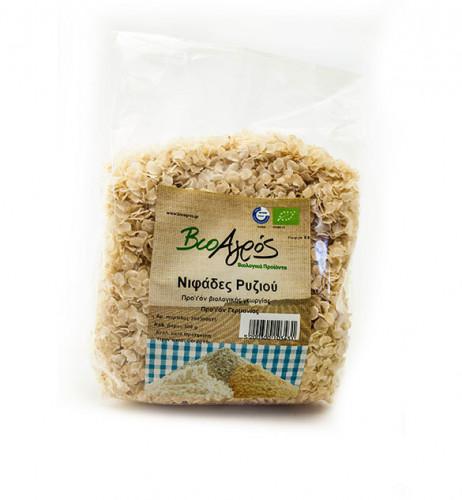 Био корнфлейкс с царевица и ориз 1