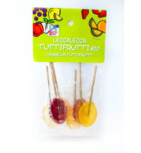 Био близалки Tutti Frutti, без захар 1
