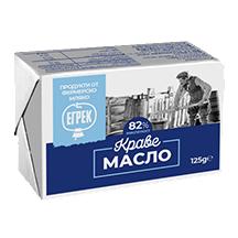 Краве масло от ферма Егрек, 125 гр. 1