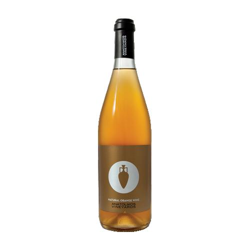 Био Вино Natural Orange - отлежало в глинени амфори, 750мл. 1