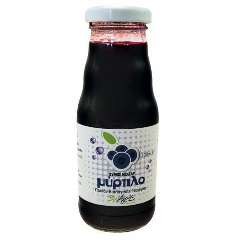 Био сок от Боровинки 1