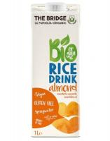 Био оризово - бадемова напитка, Веган, Без глутен