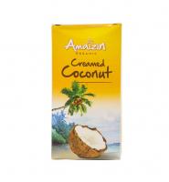 Био кокосова сметана