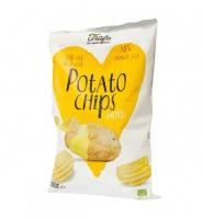 Био солен картофен чипс