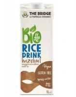 Био оризова напитка с лешник, Веган, Без глутен