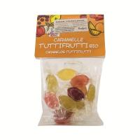 Био бонбони Τutti Frutti, без захар