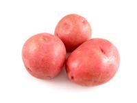 Био Картофи, червени