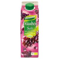 Био сок от Червено грозде, без лактоза