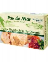 Бяла риба тон в Био студено пресован зехтин