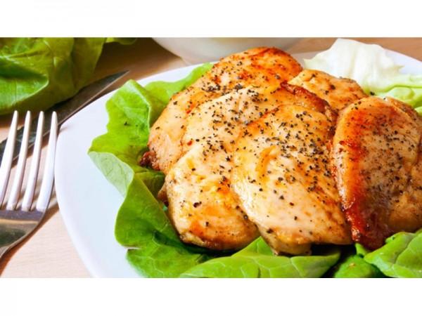 Печени пилешки гърди на фурна 1