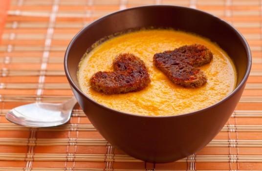 Крем Супа от Моркови 1